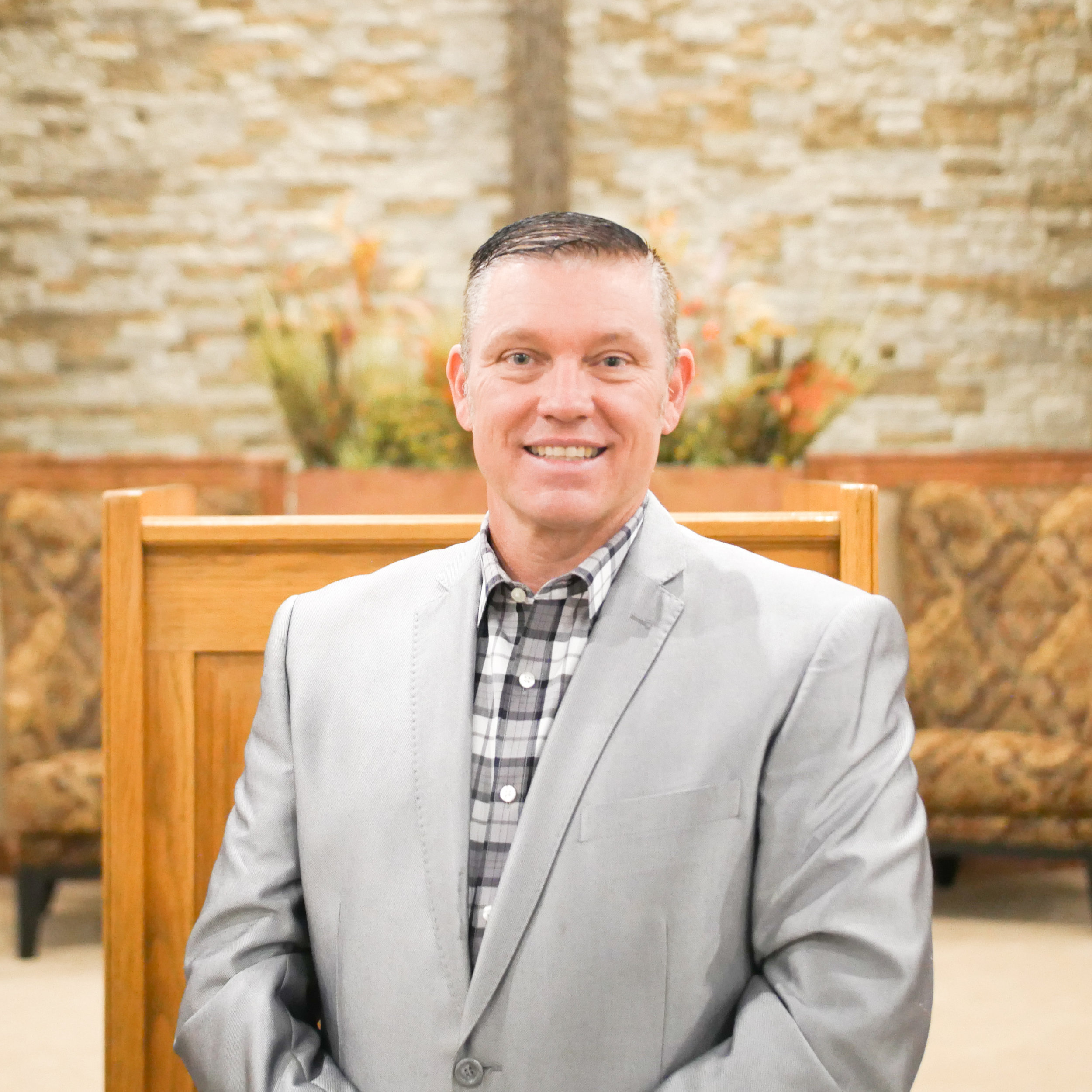 Pastor Zane Brooks - Senior Pastor