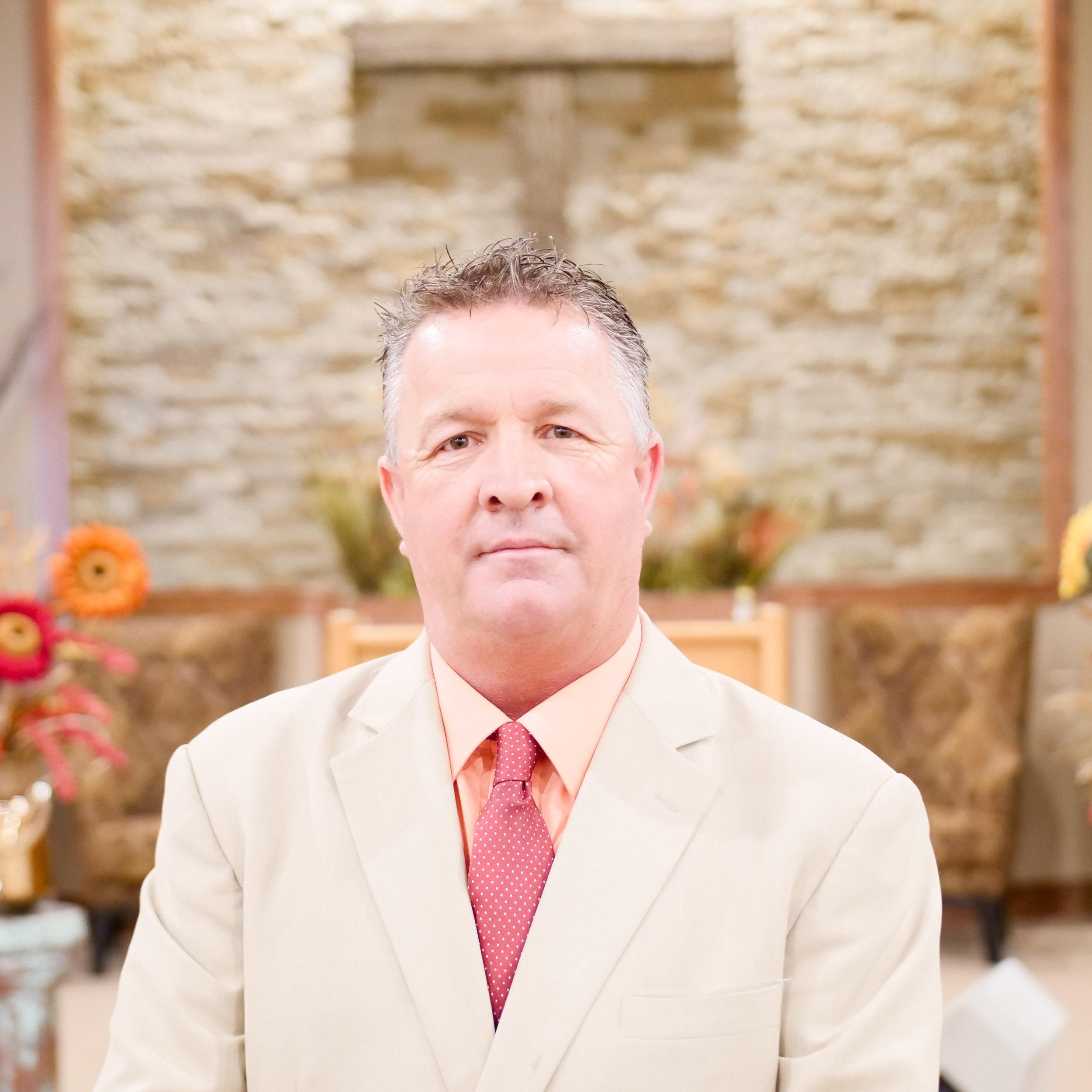 Brad Ledbetter - Visitation Minister