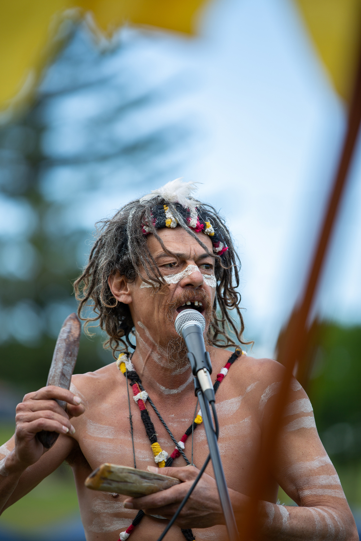Indigenous presentation