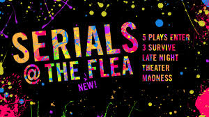 Marina & Nicco join The Flea! - We're so excited to be part of the inaugural Serials Writers' Room at The Flea! Begins May 2018.