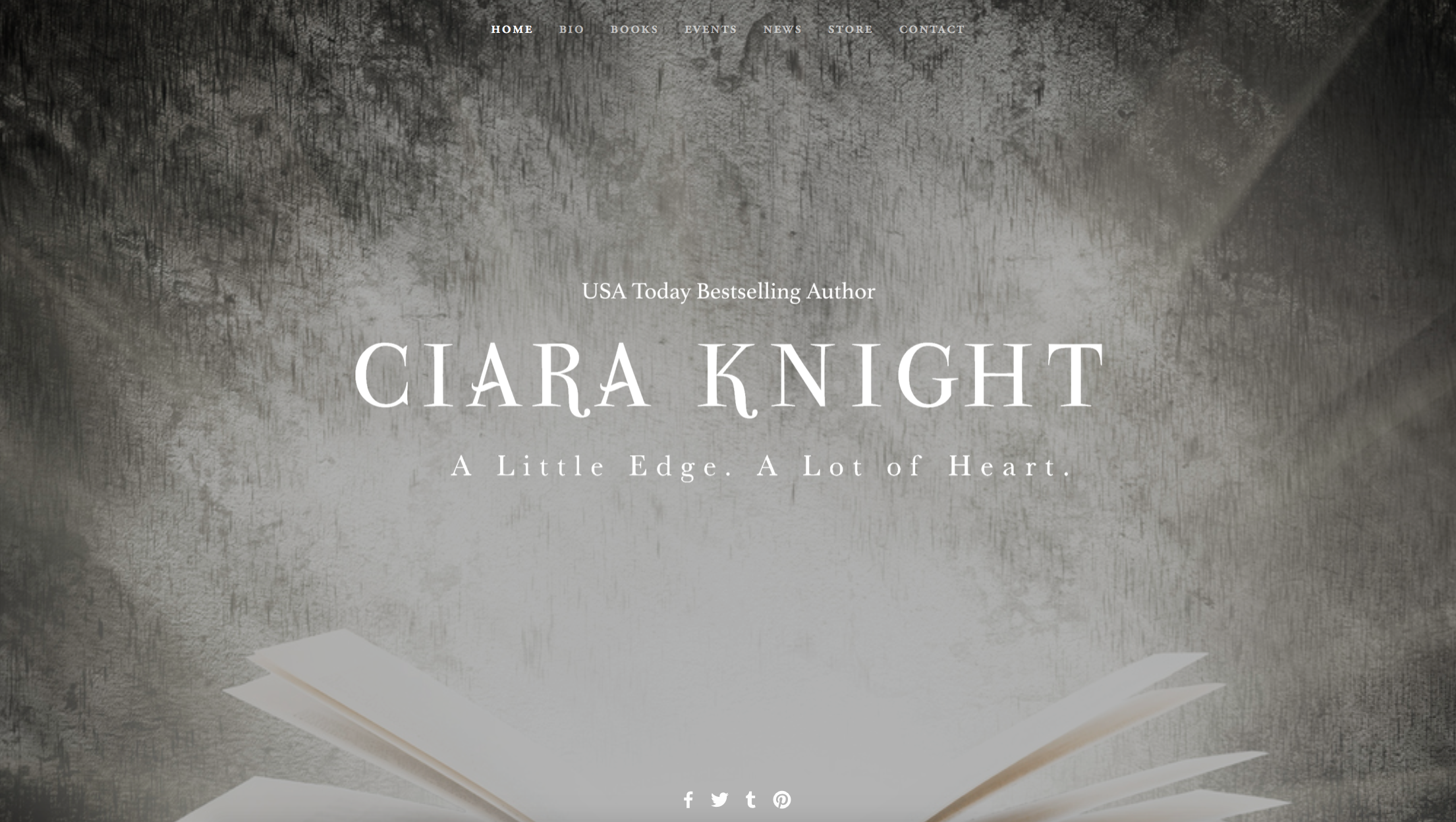 Ciara Knight (USA Today Bestselling Author)