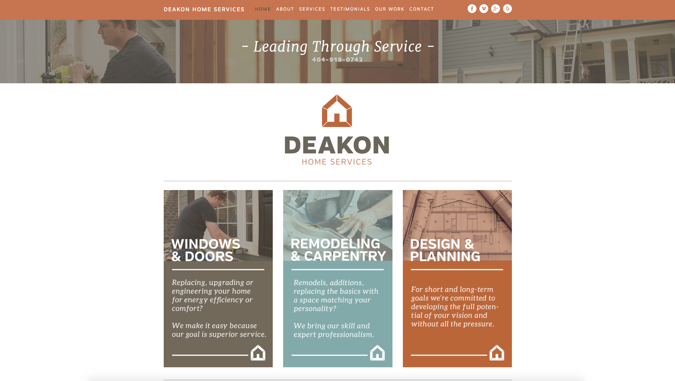 Deakon Home Services (Acworth, GA)