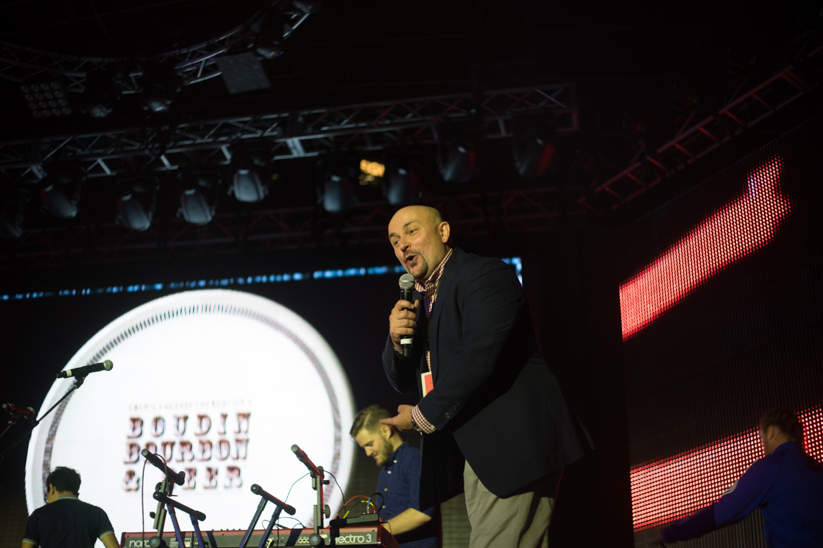 Emeril Lagasse Foundation's Brian Kish