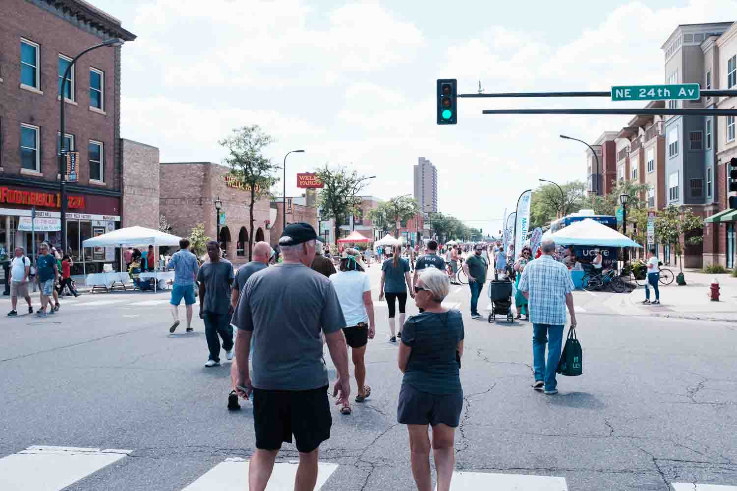Open Streets Mix With Open Minds in Northeast Minneapolis. - Music In Minnesota