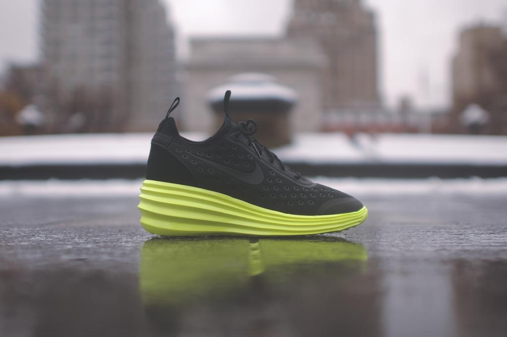 Nike LunarElite Sky Hi Wedge Sneaker