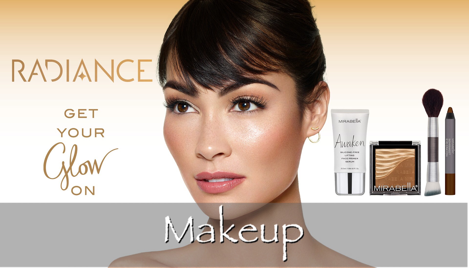 makeup & hair removal - The Mirabella mineral makeup line is infused with vitamins and antioxidants to improve the texture of your skin while wearing makeup. Feels very natural yet long lasting for all day full coverage for your special event. Maintain the perfect brow with our hair removal system from France