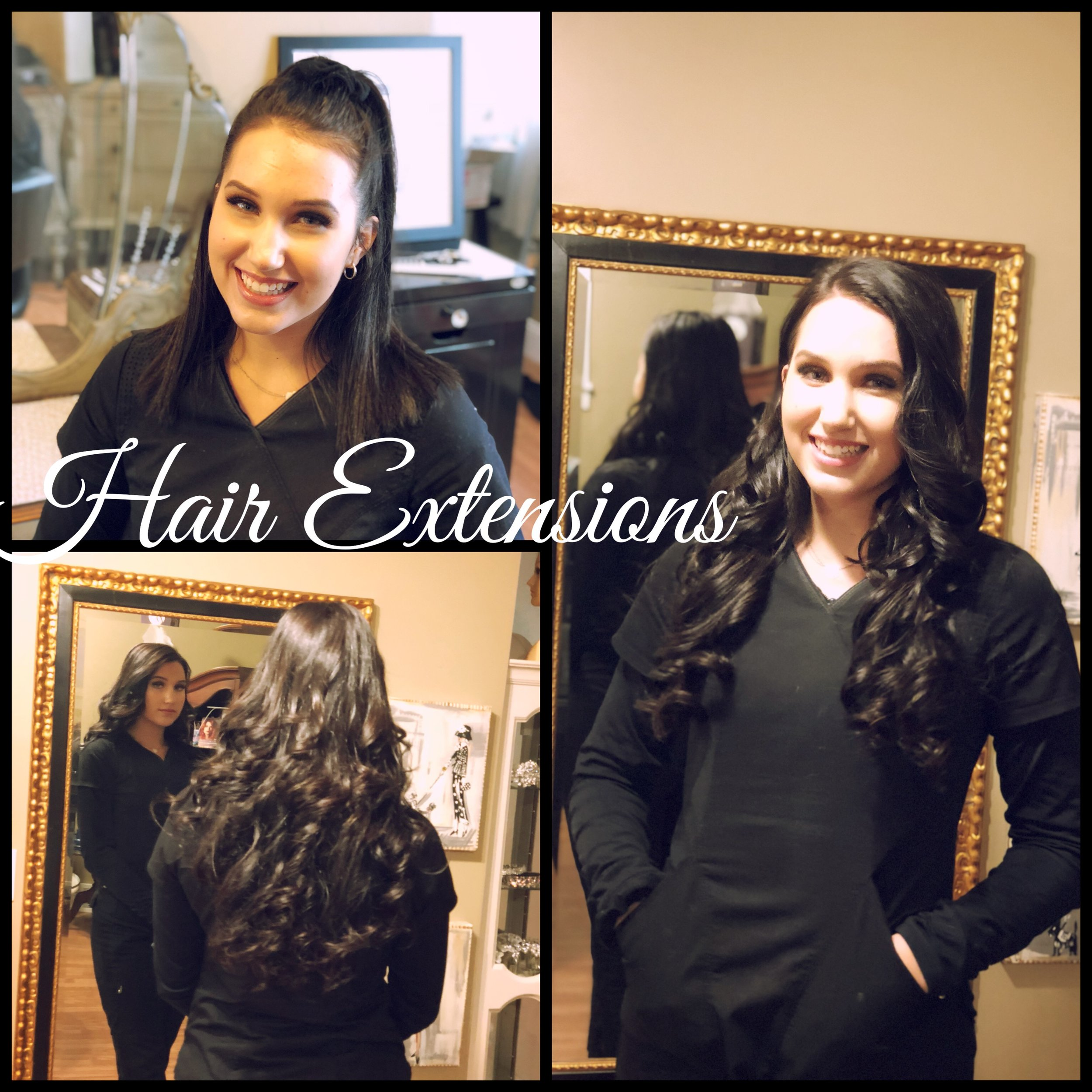 hair pieces & extensions - Premium human hair tape-in extensions by HotHeads and Platinum Seamless. The best in hair extensions. Also clip-in premium human remy hair extensions also available. To add the extra length and/or volume whether it be for a temporary special occasion or for everyday gorgeous hair.