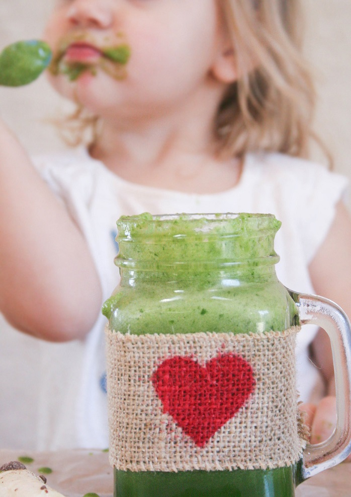 Baby Eats Clean {and kids too!} E-Cookbook