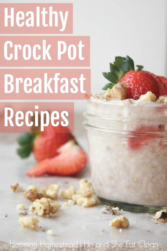 Healthy Breakfast e-Cookbook