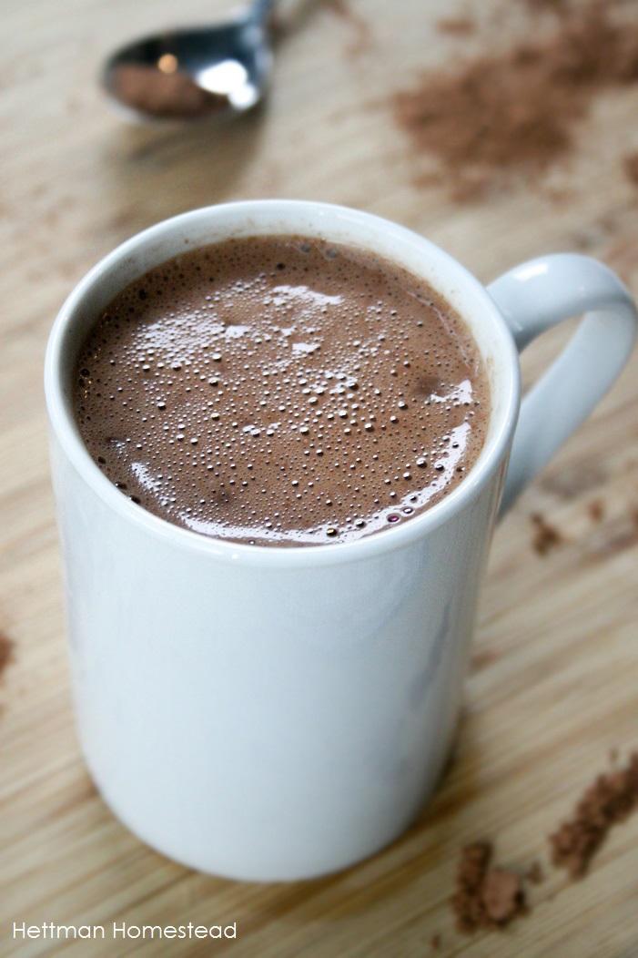 Hormone Balancing Hot Cocoa