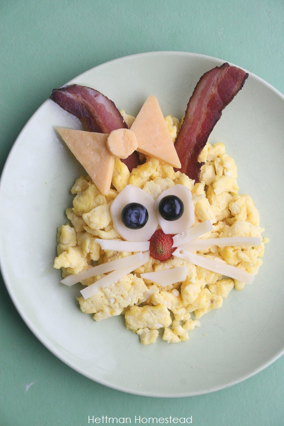 Easter Bunny Breakfast