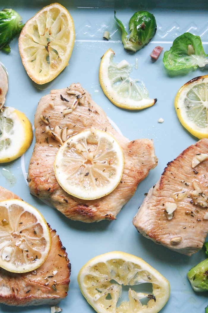 Simple Lemon Chicken