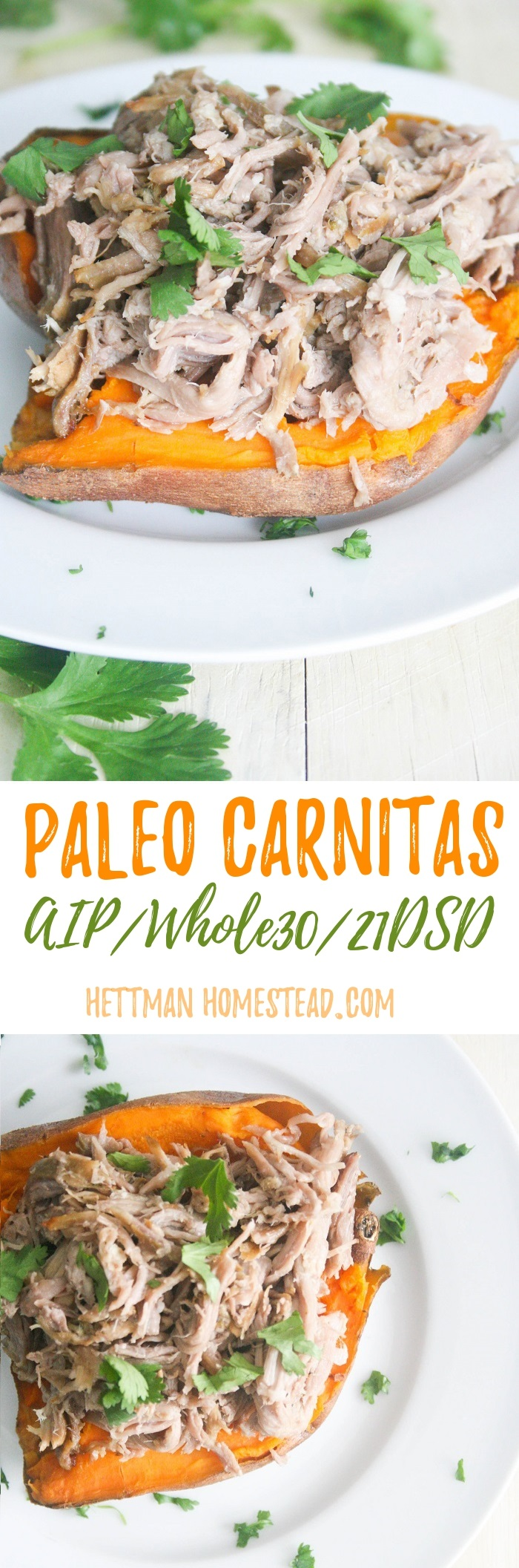 Paleo Carnitas- Hettman Homestead