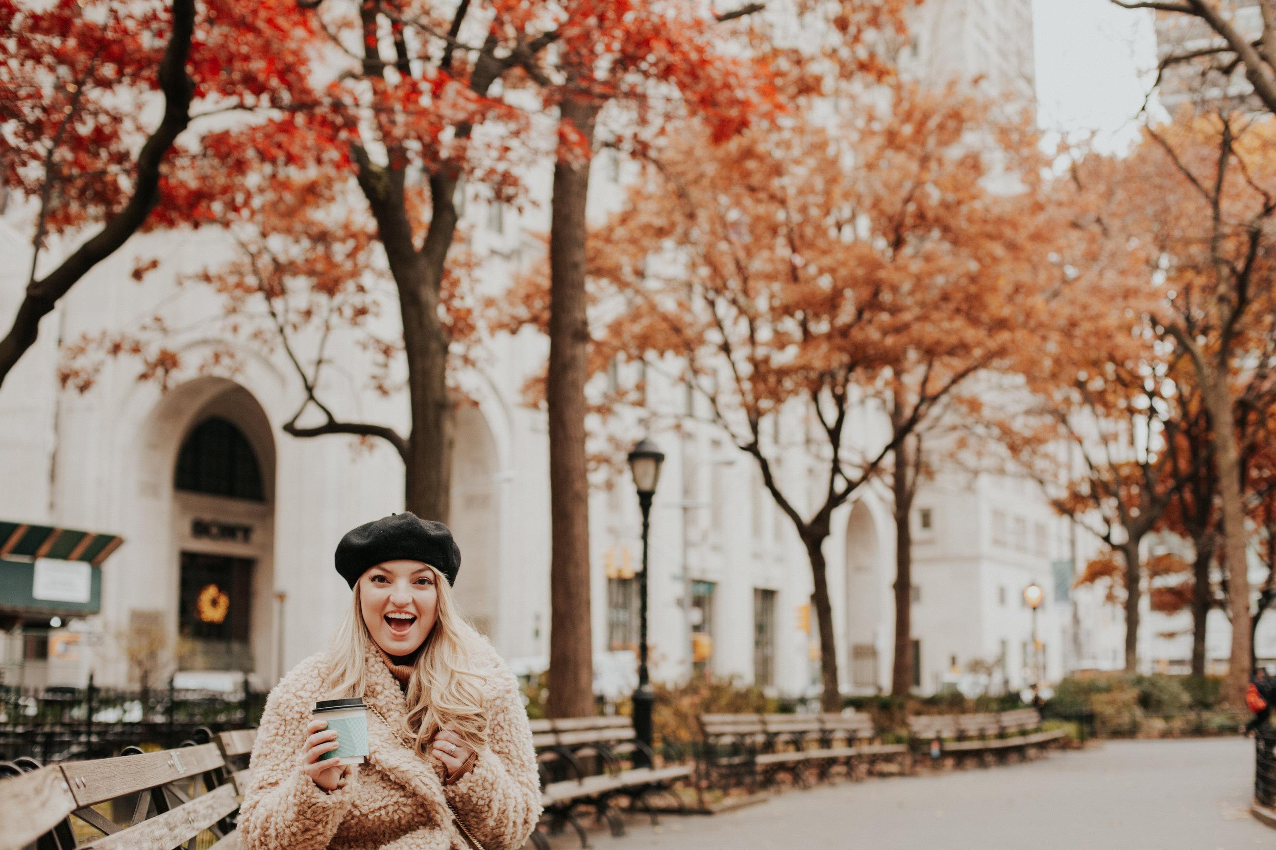 New York Fashion, Fall Fashion