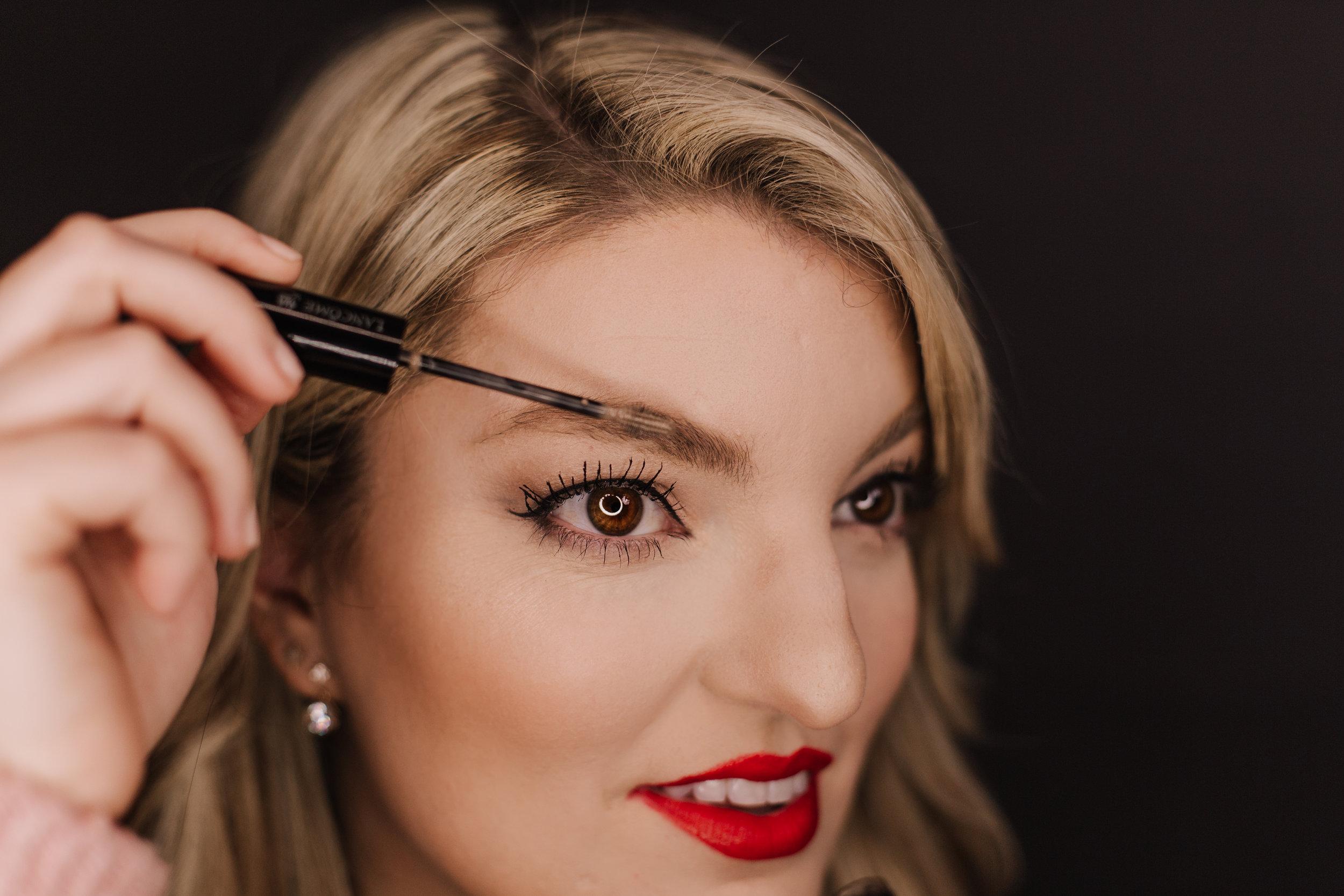 Lancome Makeup Tutorial, Eyebrow Makeup Tutorial, Eyebrow Makeup, Makeup Tutorial