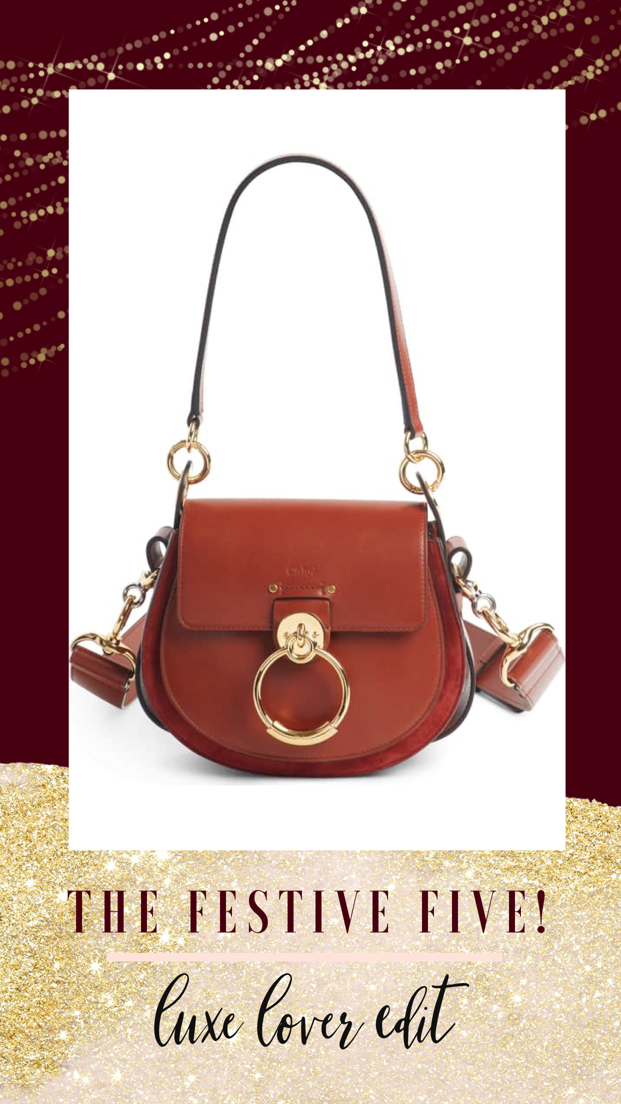 Christmas Gift, Gift Guide, Chloe bag