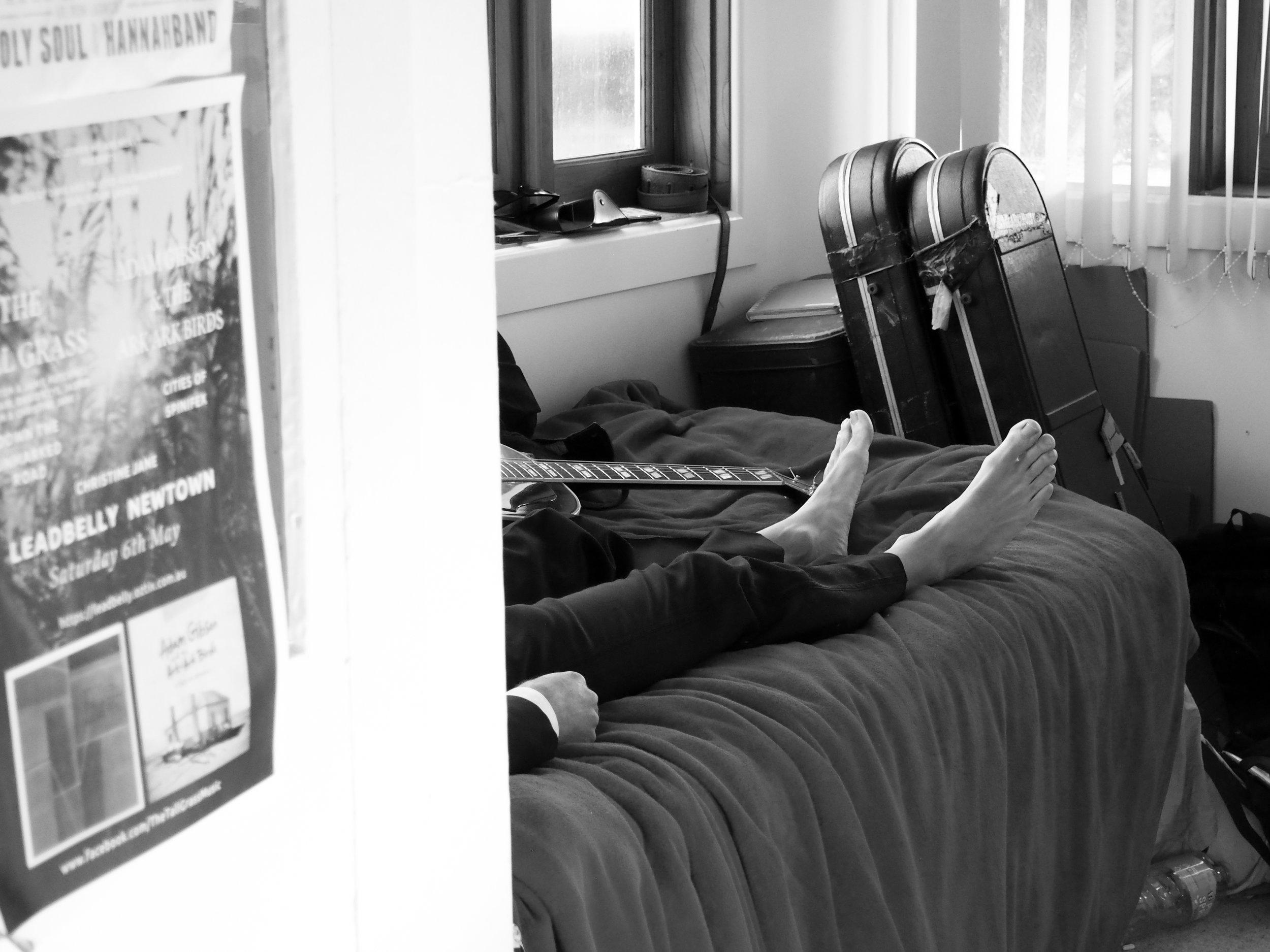 Jamie Hutchings 2 Bedsit © Hadassa Haack.jpg