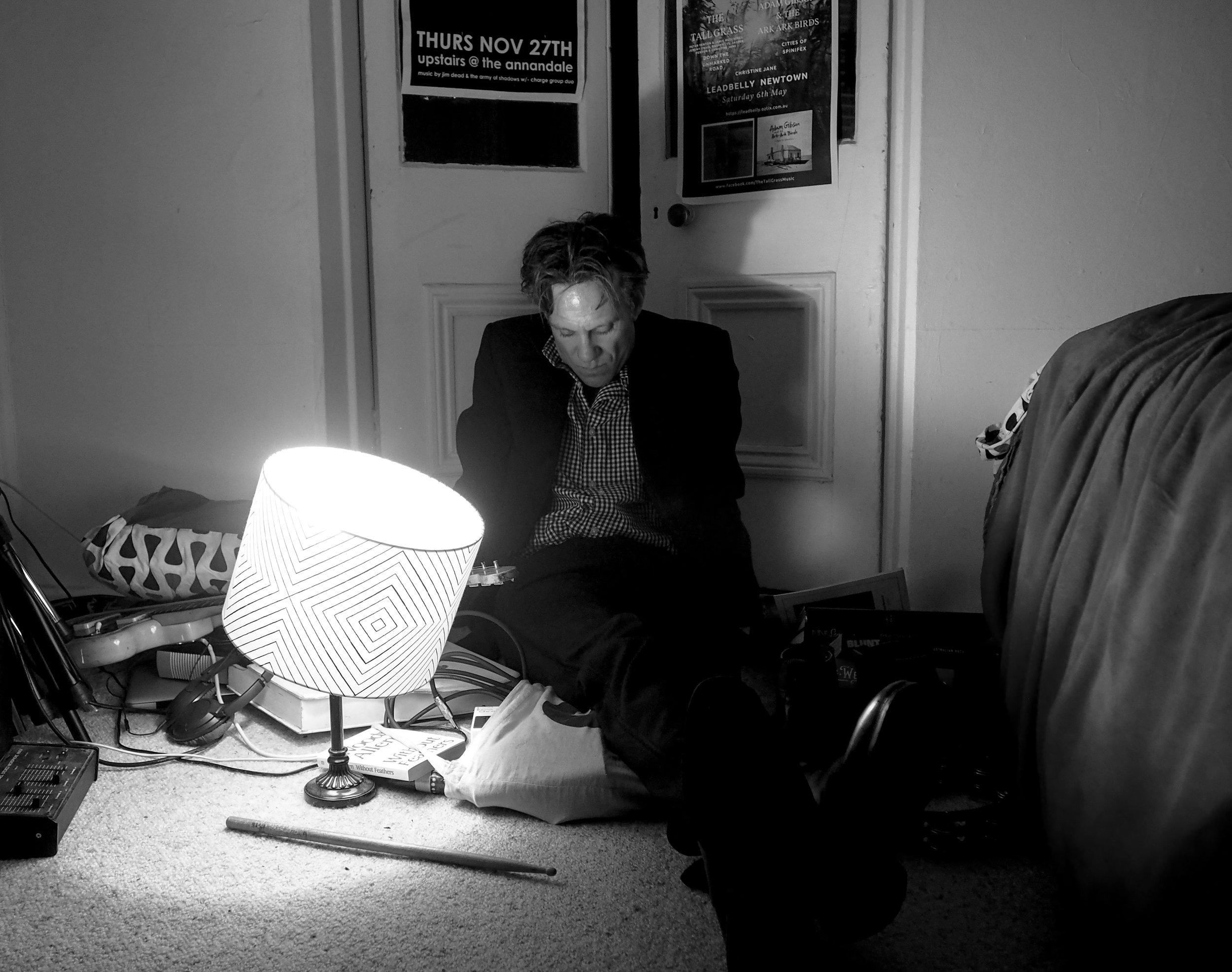 Jamie Hutchings 7 Bedsit © Hadassa Haack.jpg