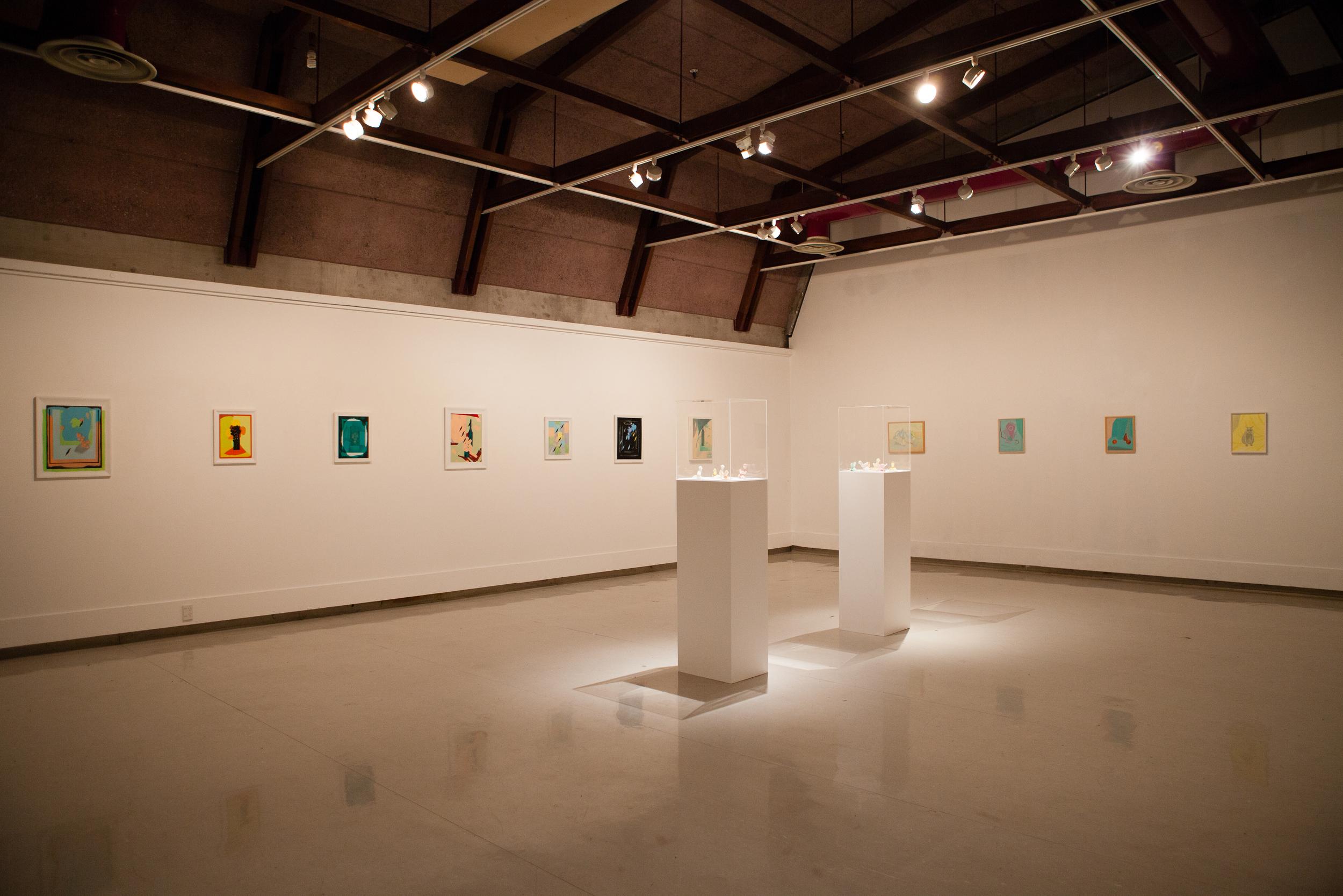 Ilam Campus Gallery