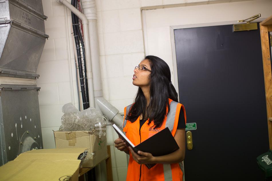 Alisha - Electrical Engineer / Mataaro Pūhiko