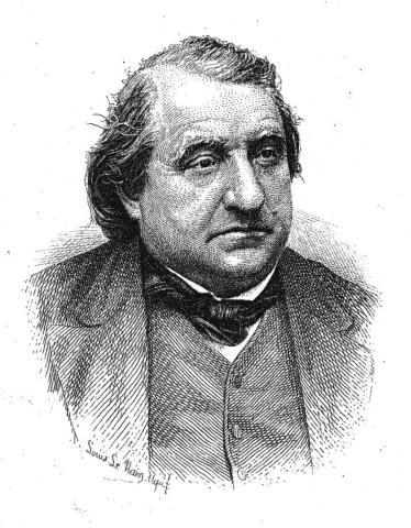 Joseph Ernest Renan -   (1823 - 1892)