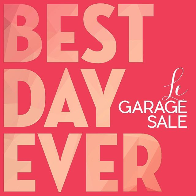 Come shop our BIGGEST discount to date @legaragesale this Saturday & Sunday! We'll be offering 20% off our custom blends + $10 ready-to-wear shades, ALL day, BOTH days! Ready to slay? Xo 💋 #lipservicexo #customBEaUty #XoLipBar #crueltyFREE #nontoxicbeauty #legarage