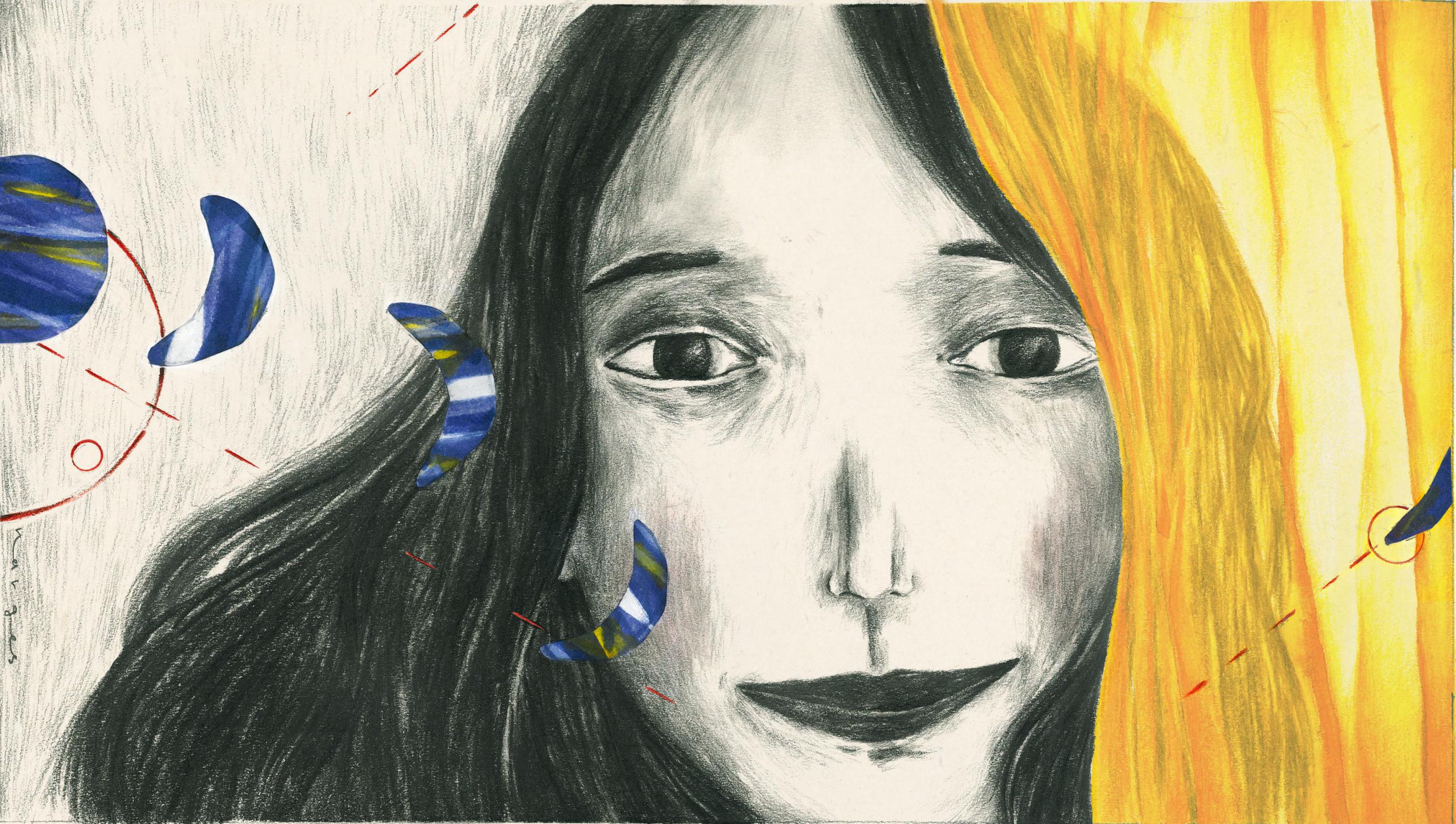Art byNarges (Hasmik) Mohammadi