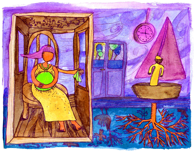 Art by Sarah Ashtari