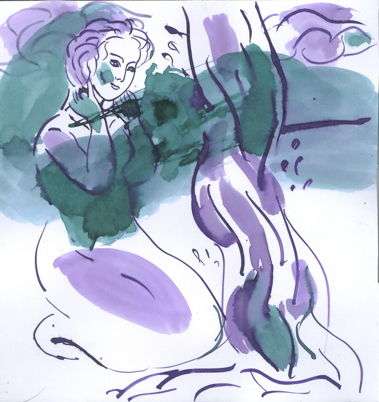 Art by Banafsheh Erfanian