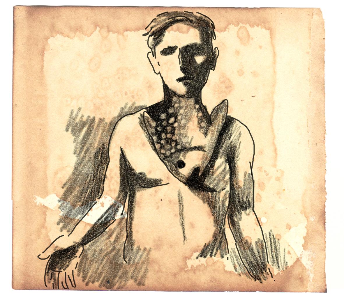 Art by Elahe Behin