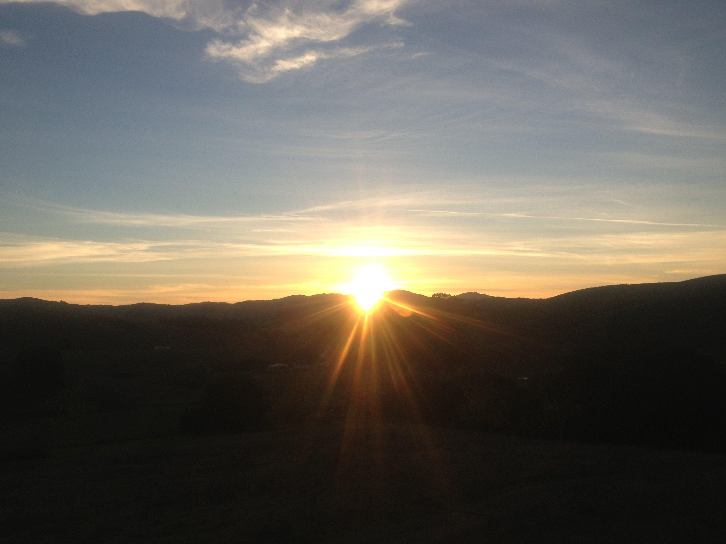 Ranch Sunrise.JPG