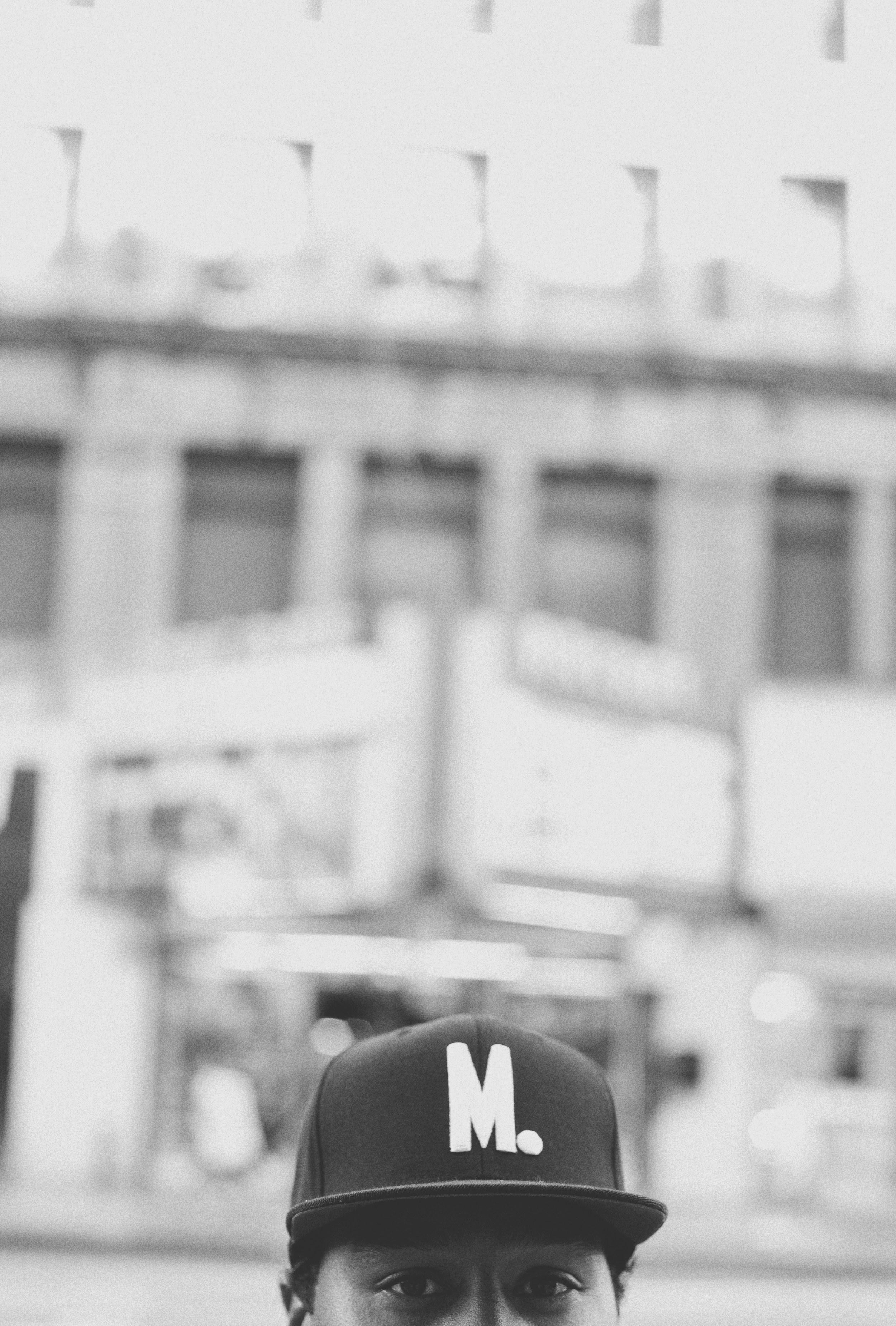 Mike Hat bw.jpg