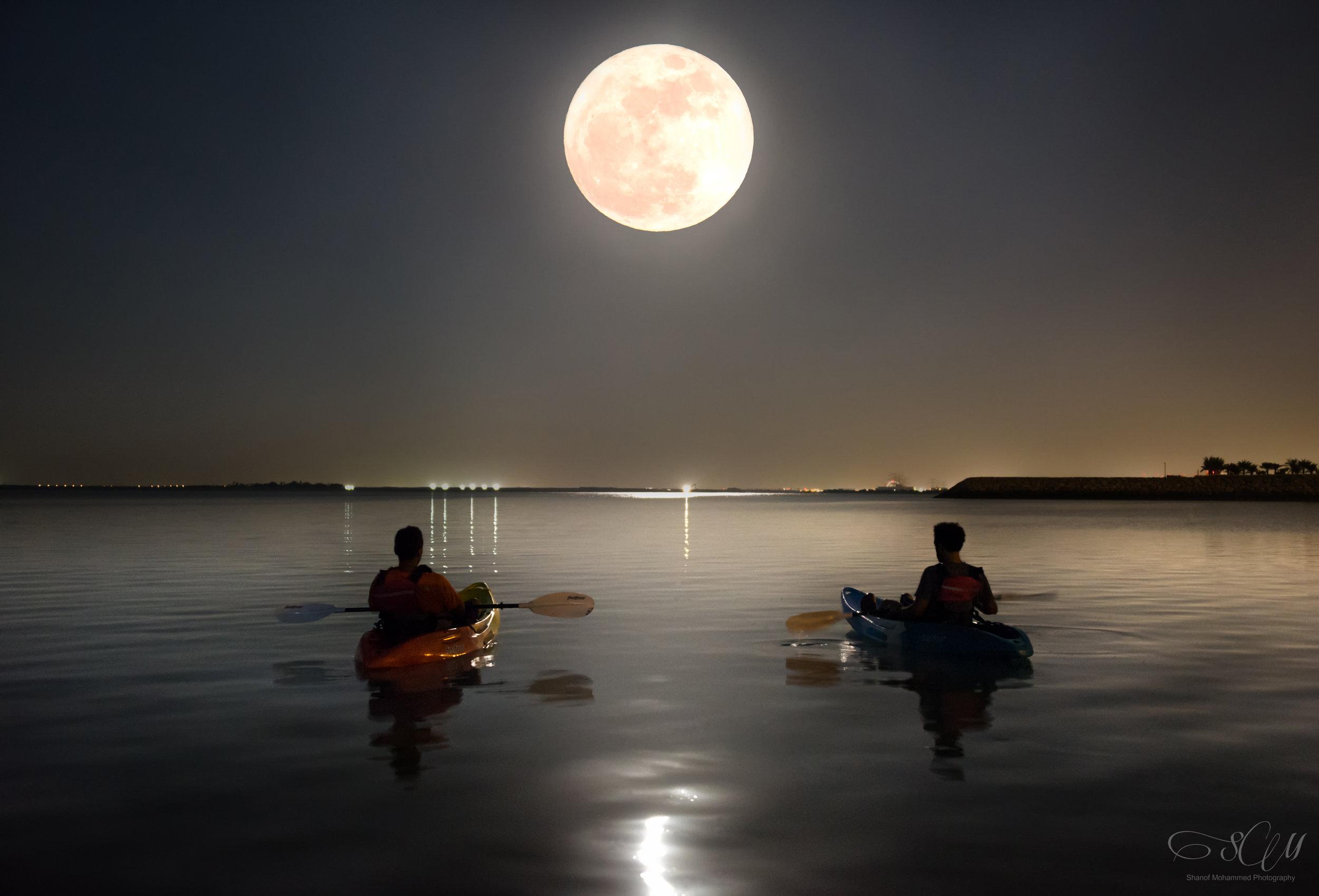 Kayak Under the Moonlight WM-2.jpg