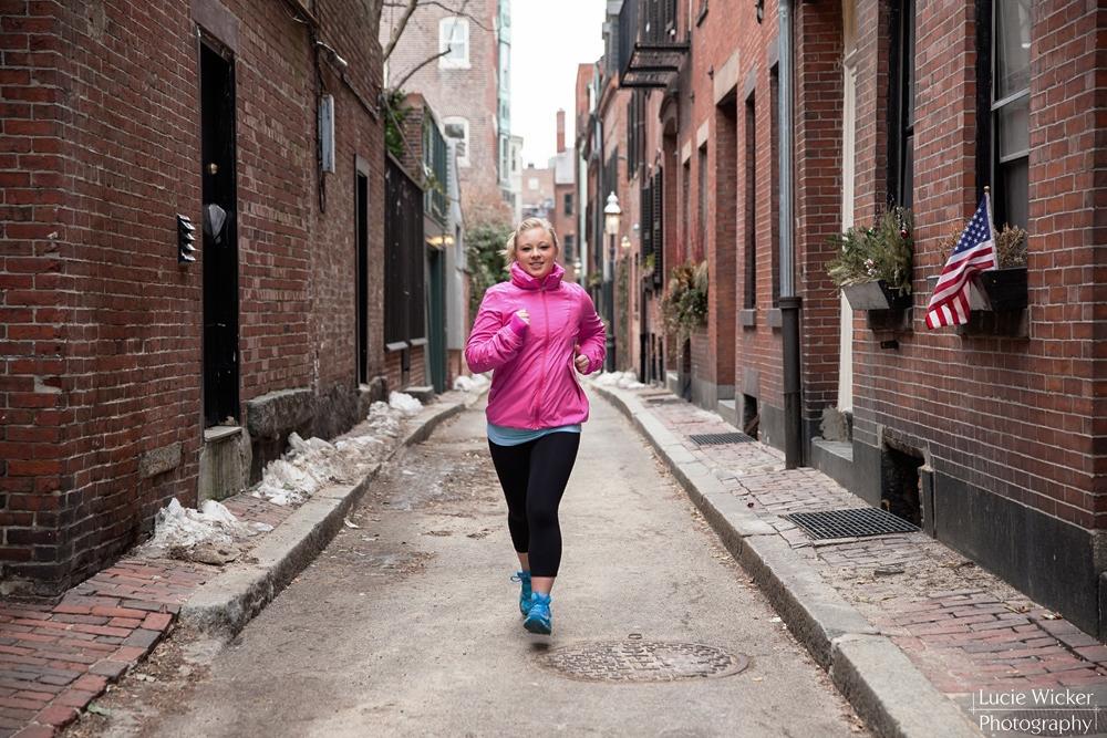 Check out Lucie Wicker's Boston Marathon 2014 photo project!