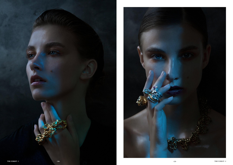 Imogen Belfield jewellery for The Forest