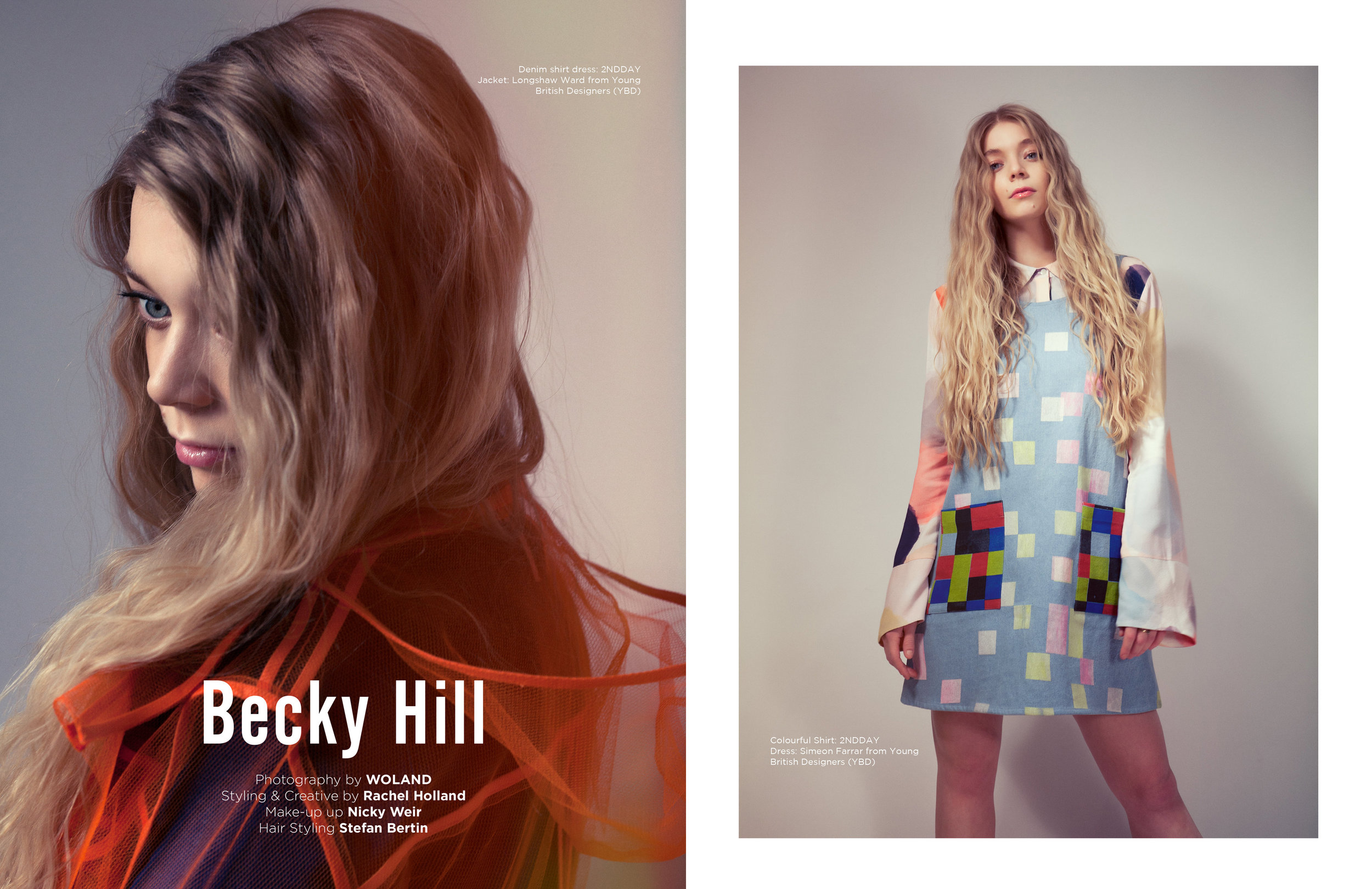 Becky Hill for Fault