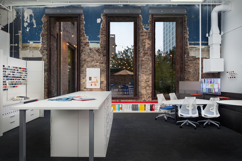 Office Environments - Birmingham AL Commercial Interiors Photogr