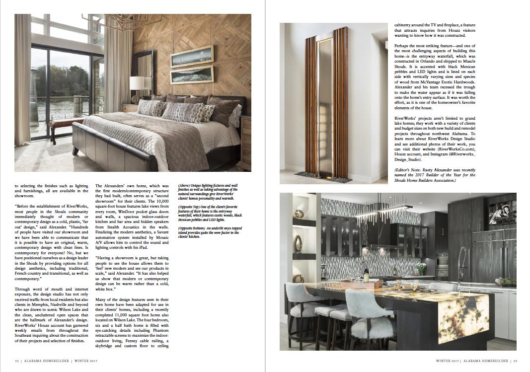 Riverworks Design Studio — Blog - Tommy Daspit architectural
