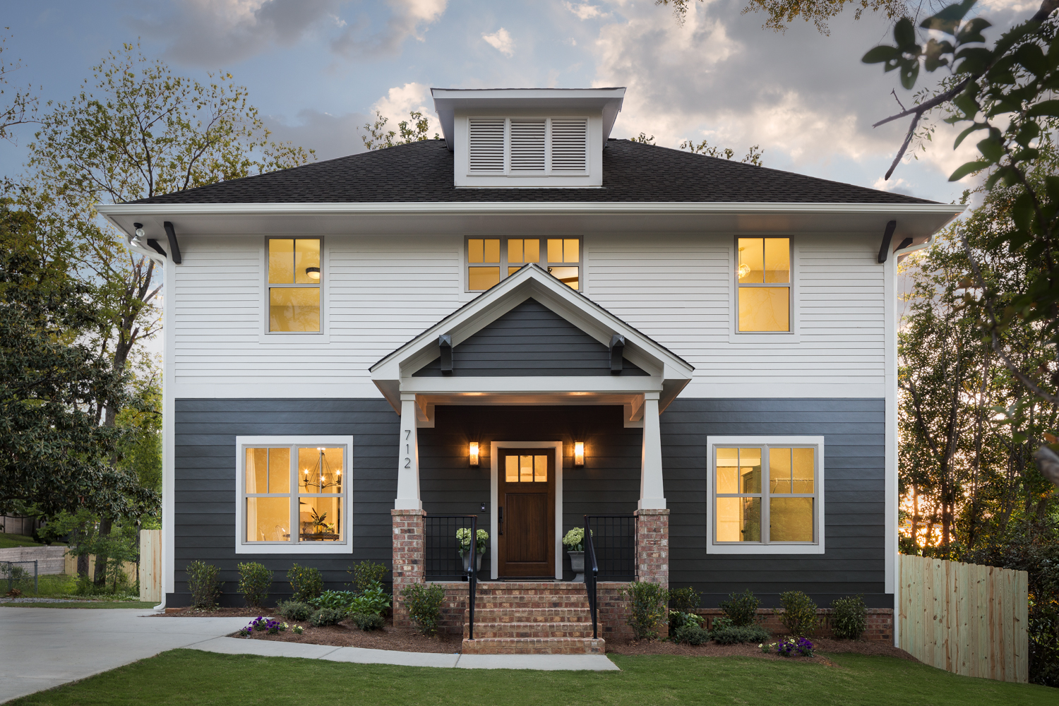 Willow Homes - Birmingham AL Architectural Photography