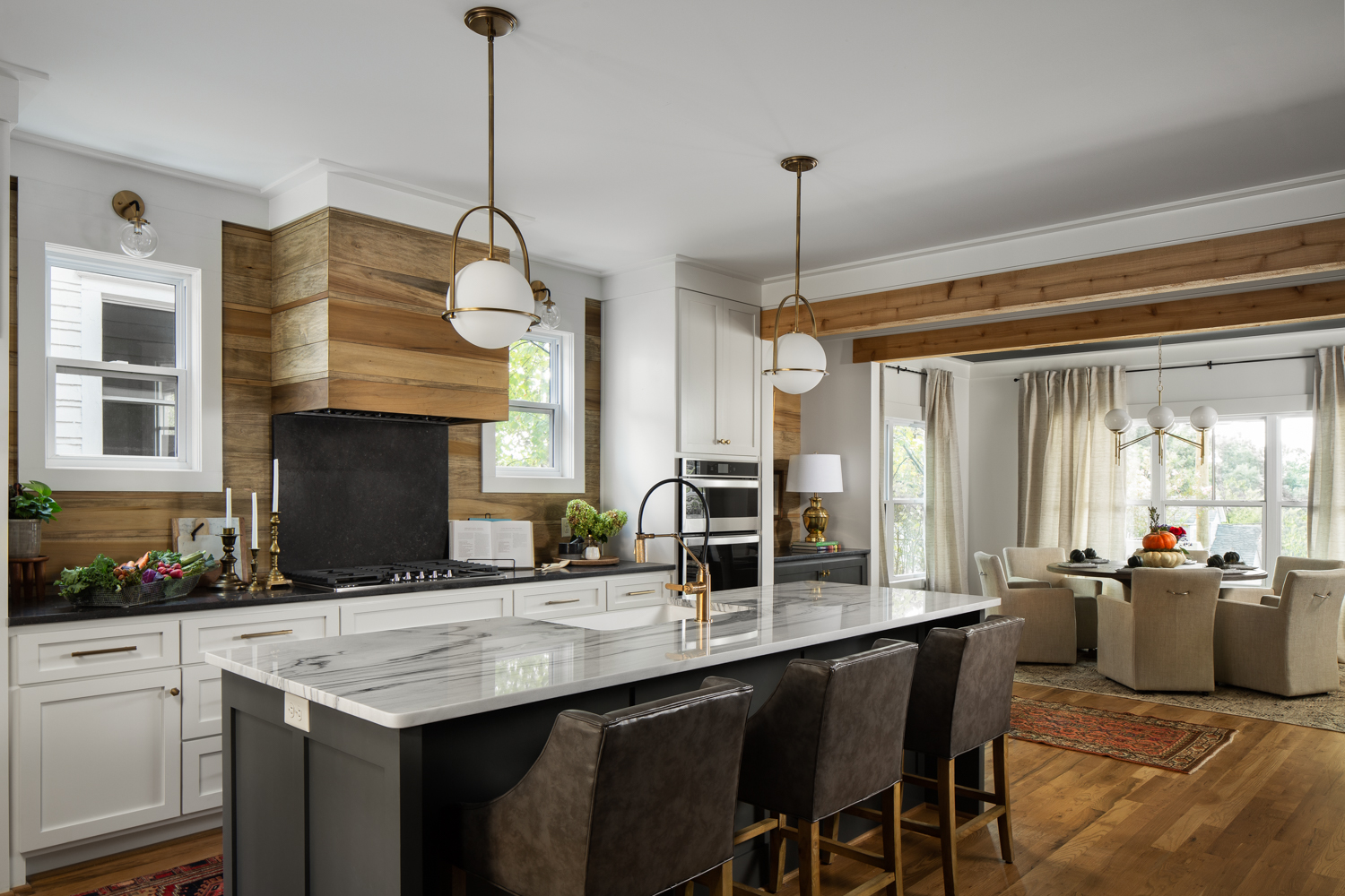 Project Highland - Residential new construction photographed for Willow Homes and Willow Design Studio