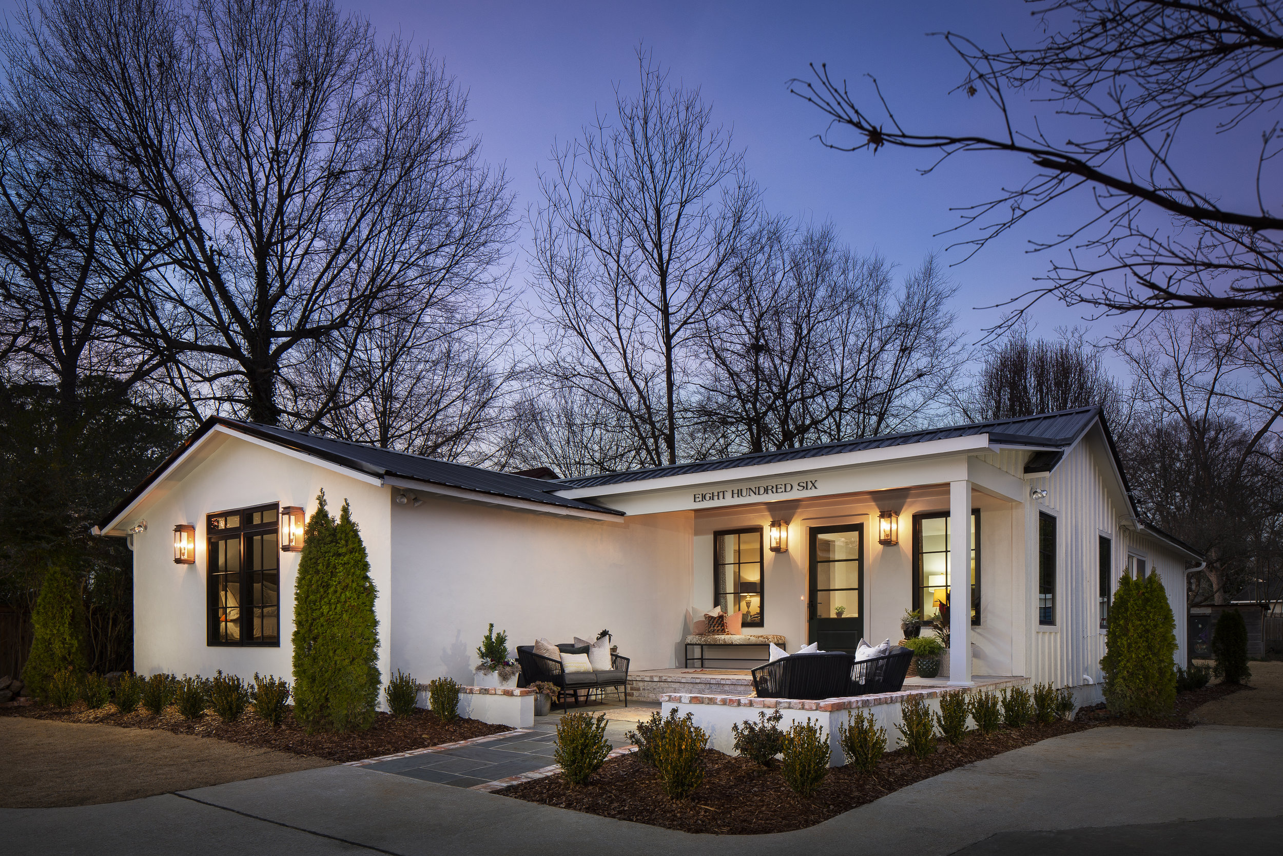 Project Carr - Remodeled home in Homewood, AL photographed for Willow Homes, Willow Design Studios, and Triton Stone Group of Birmingham