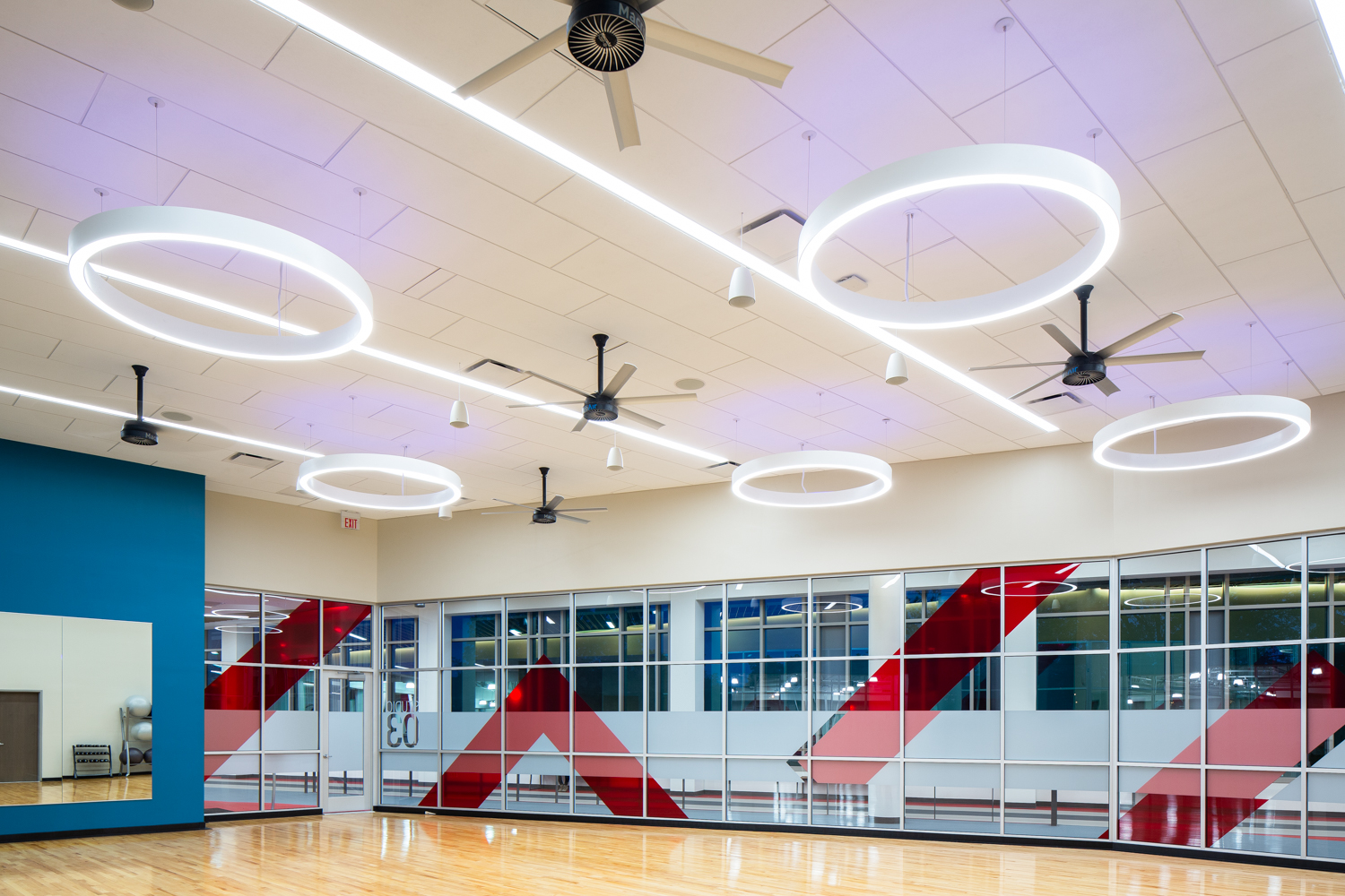 Commercial interiors and exterior photography