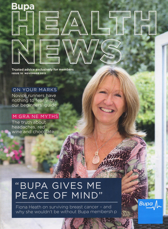 Bupa Health News