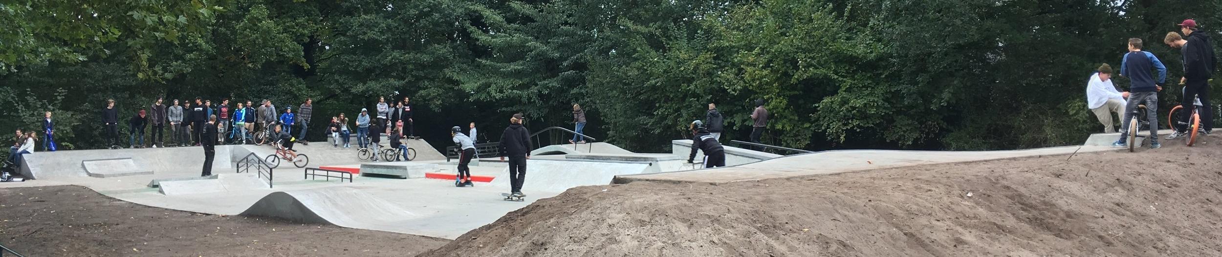 Skateparknunspeet
