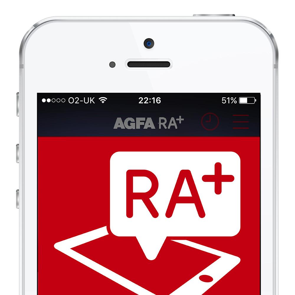 AGFA-Gevaert - AGFA RA+ app