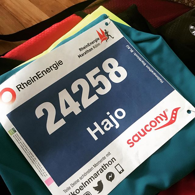 Things Are Getting Serious.  #koelnmarathon #after11years #marathon #halbmarathon #24258 #sonntag #running #laufen #laufforrestlauf #runforrestrun