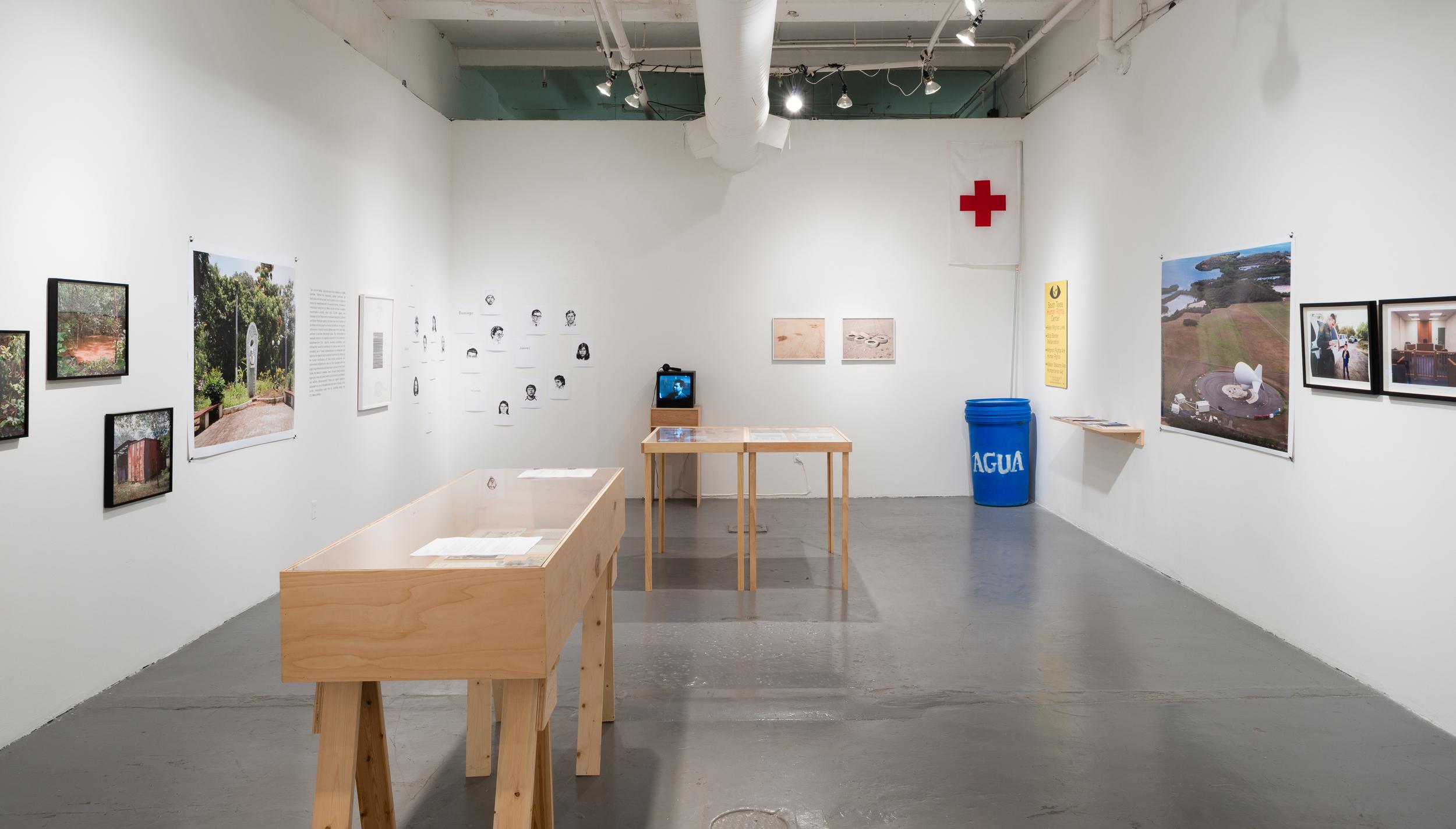 Installation, Blue Star Contemporary