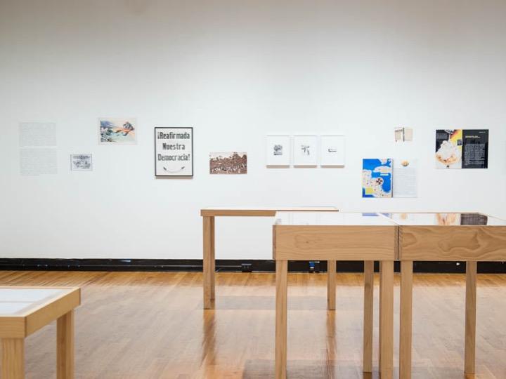 Installation, Krannert Art Museum