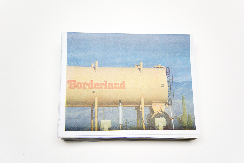Border-land Newspaper