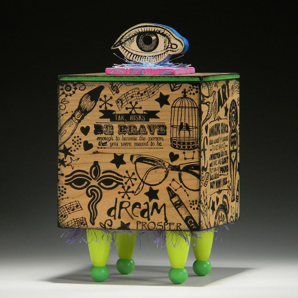Visionary Art Box